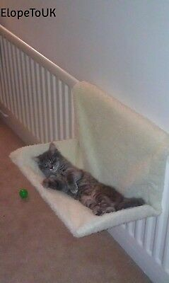 Cat or Dog Radiator Bed