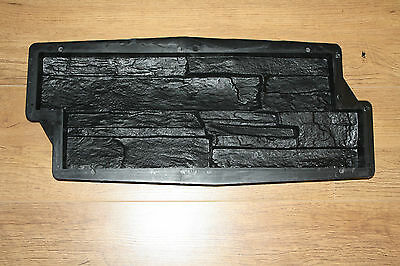 CONCRETE PAVING MOULD - Wall tile , cladding , 52-8 and 52 - 9 cheapest on ebay