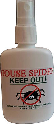 HOUSE-SPIDER Repellent SPRAY