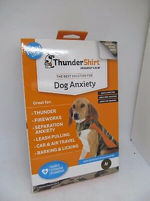 ThunderShirt Dog Anxiety Solution COMO Polo NEW Different Sizing!!