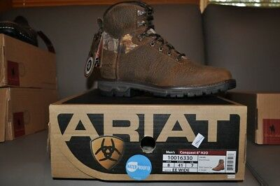 Ariat conquest HUNTING BOOTS MEN'S SIZE 8