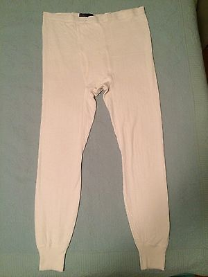 VTG Sears Ted Williams Long Underwear Mens XL- Incredibly Soft Clean VERY RARE