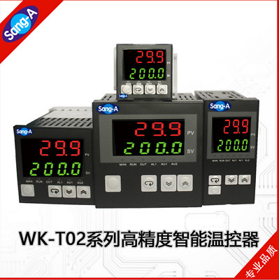 Sang-A 48x48mm Intelligent Temperature Controller Programmable Instrument AU