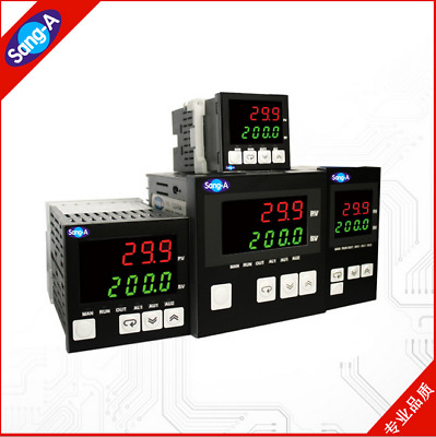 WK-T0 Series Artificial Intelligence Temperature Controller 72*72 APID AU