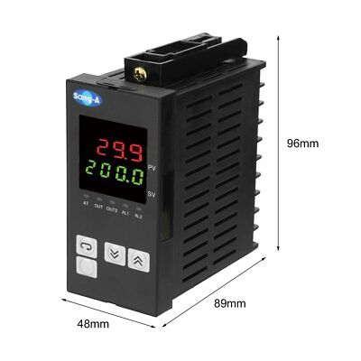 Sang-A WK-01CRA/01CQA Intelligent Temperature Controller Digital LCD Display AU