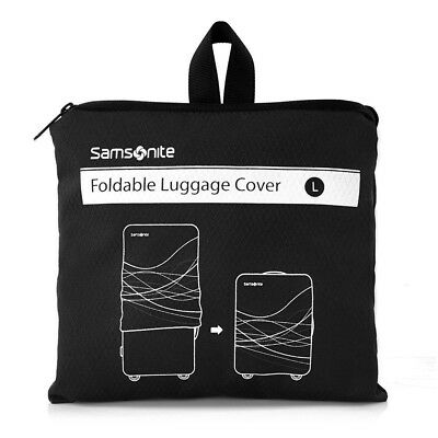NEW Samsonite Foldable Large Luggage Cover