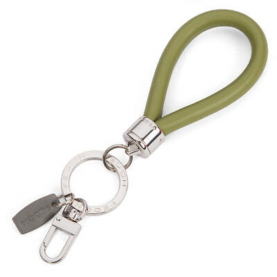 NEW Fedon Nappa Key Holder Green
