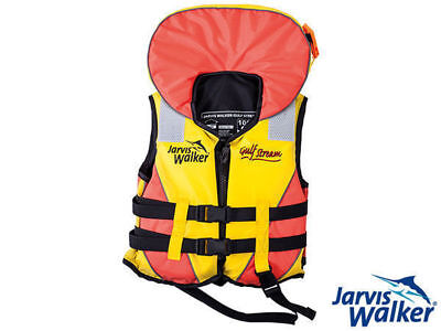 pfd jarvis walker gulf straem 100 childs small 15-25kg fishing personal