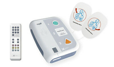 Automatic External Defibrillator Simulator AED Trainer First Aid Training