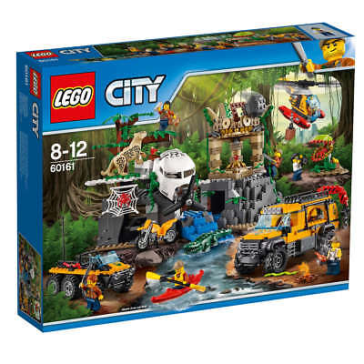 LEGO City Jungle Exploration Site 60161 - Brand New