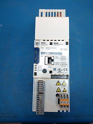 Lenze StateLine C 8400 Inverter Drive 1.1kW Three-phase E84AVSCE1124SX0