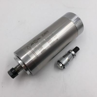 ER11 Spindle Motor 24000rpm 800W High Speed 3phase Φ65*158mm for CNC Router