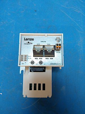 Lenze EtherNet/IP module E84AYCEOV
