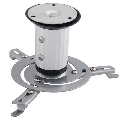 New 360 degree Projector Ceiling Wall Mount Bracket LED LCD DLP Monitor T6F5