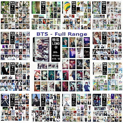 All Series # Kpop BTS Bangtan Family portrait Photo Picture Poster Lomo cards
