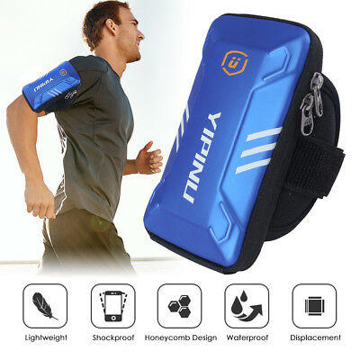 Sports Wrist Arm Band Case Running Jogging Pouch Holder for 5-6inch Phone MT516