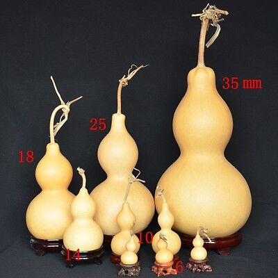12inches Natural Random Dry Gourd Crafts EHL02