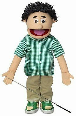 "25"" Kenny, Peach Boy, Full Body, Ventriloquist Style Puppet"