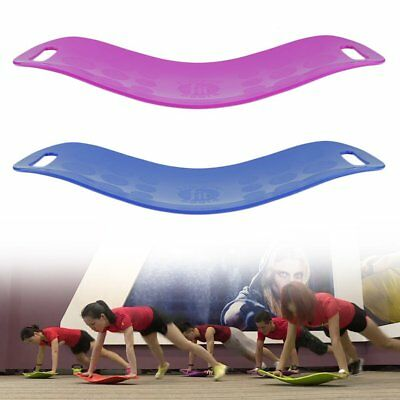 Simply Fit Board by New Image Unisex Balance Workout Board, Ab & Core Toner DVD