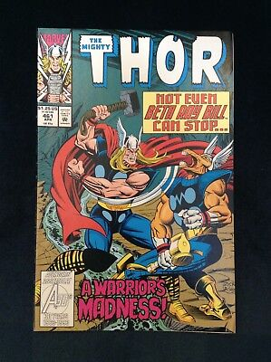 The Mighty Thor #461 Marvel Comics