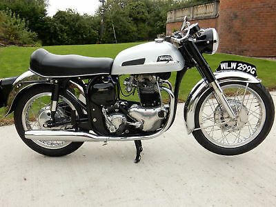 NORTON ATLAS  1968 MODEL FIRST REGISTERED 1969  745cc MATCHING NUMBERS