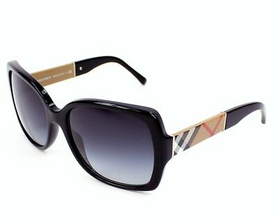 NEW Authentic Burberry SunGlasses frames BE4160 3433/8G
