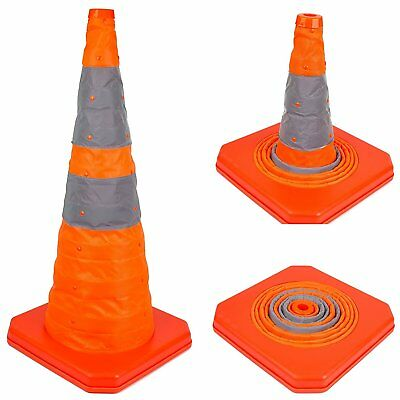 "28"" collapsible Safety Cones Portable Traffic Emergency Cone -CONECC28"