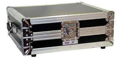 British 5 Star Cases Manufactured DJ Turntable Flight Case - Technics SL1200