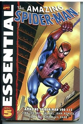 Essential Amazing Spiderman Vol 5. First Printing .Paperback