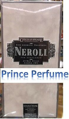 CZECH & SPEAKE NEROLI FOR GENTLEMEN SHOWER GEL - 175 ml