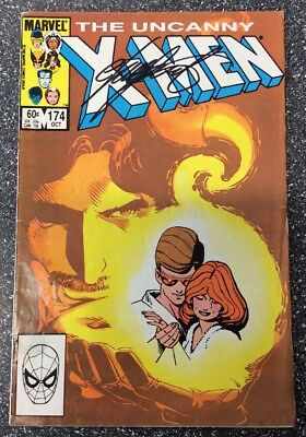 X-Men #174 (1983) SIGNED by Chris Claremont