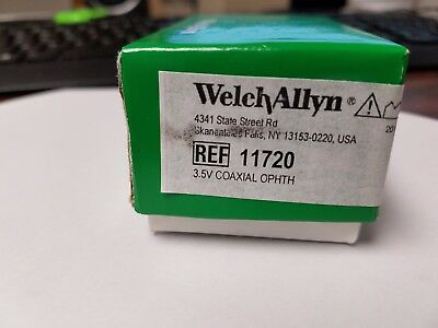 Welch Allyn, 3.5V Coaxial Ophthalmoscope, P/N: 11720