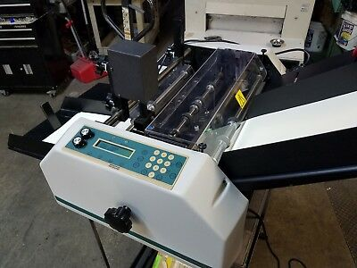 Graphic Whizard GW 8000 Automatic Numbering Machine