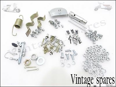 LML STANDARD STUD VESPA PX NUT AND BOLT RESTORATION KIT NEW