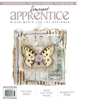 Somerset Apprentice by Stampington Autumn 2017
