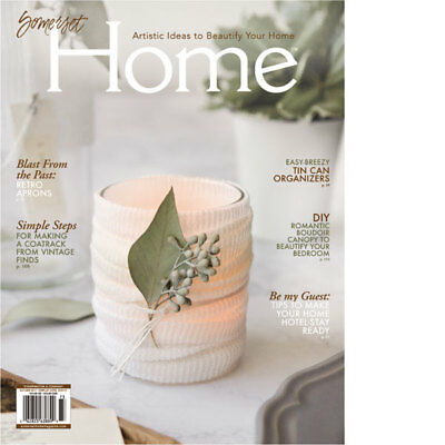 Somerset Home Magazine by Stampington Autumn 2017