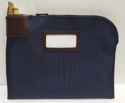 MMF Industries Seven-pin Security/Night Deposit Bag with 2 keys 11 x 8-1/2 In...