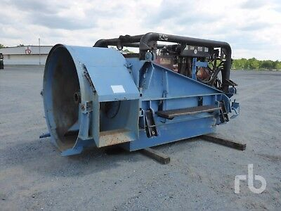 AMERICAN AUGERS Model: 601MGHDS Auger Boring Machine