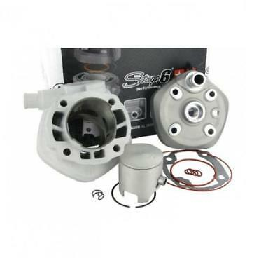S6-7416602 Gruppo Termico Stage6 Sport Pro 70Cc D.47,6 Mbk Mach G 50 2T Lc Sp.10
