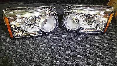 Genuine Land Rover Discovery 4 Body Xenon headlights