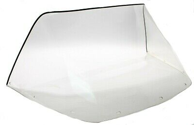 "Ski-Doo Elan 250, 1972-1979, 12"" Clear Windshield - NEW"
