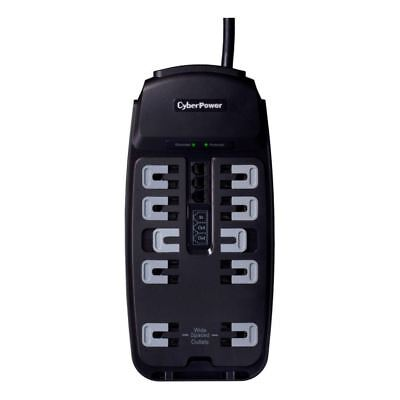 Cyberpower Systems Usa Csp1008T Csp1008T Surge Protector 10Out