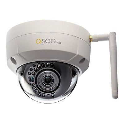 Q-See Qcw3Mp1D 1 Dome 3Mp Wifi Cam Addon