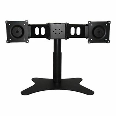 Doublesight Displays Ds-219Stb Dual Monitor Flex Stand Up To
