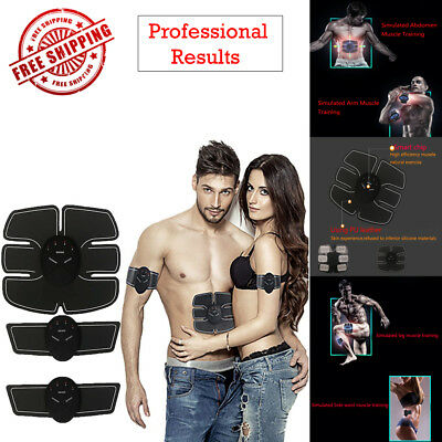 Cutlass Smarty Musclemax Stimulator Ultimate ABS Body Building Muscles Six Pack