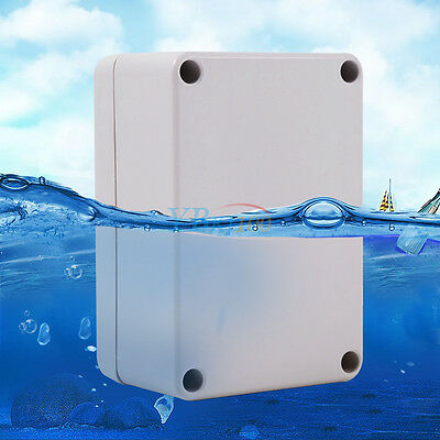 100x68x50mm Waterproof Terminal IP66 Copulation Enclosure Outside Junction Boxes