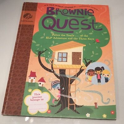 Brownie Journey Guide - Brownie Quest