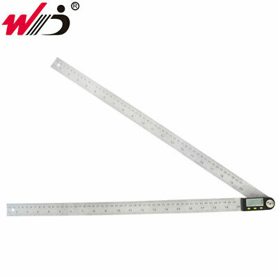 20'' Electronic Protractor Digital Goniometer Angle Finder  Meter Gauge Ruler