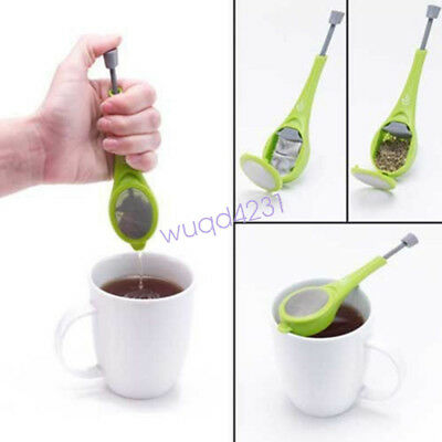 Easy to operate Healthy Steps Total Tea Infuser Bags Loose Leaf Steeper & Press
