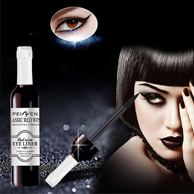 Makeup Black Eyeliner Waterproof Liquid Beauty Comestics Eye Liner Pencil Pen